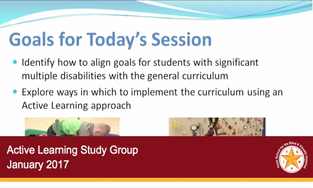 Active Learning Study Group - January 2017