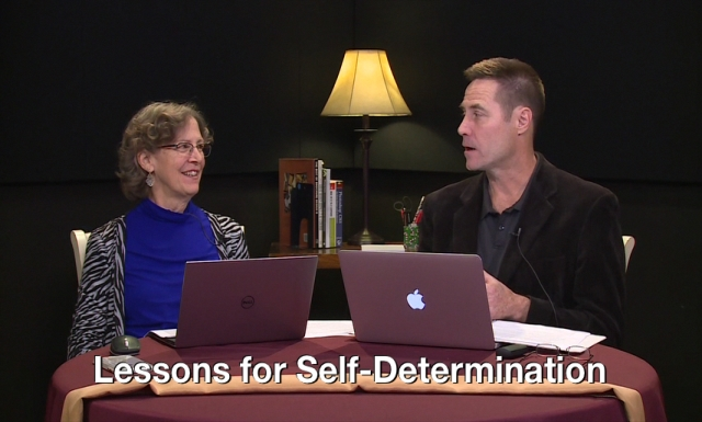 Lesson Ideas for Self-Determination