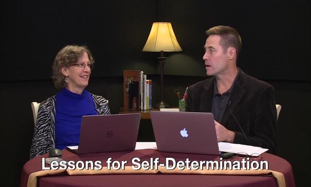 Lesson Ideas for Self-Determination