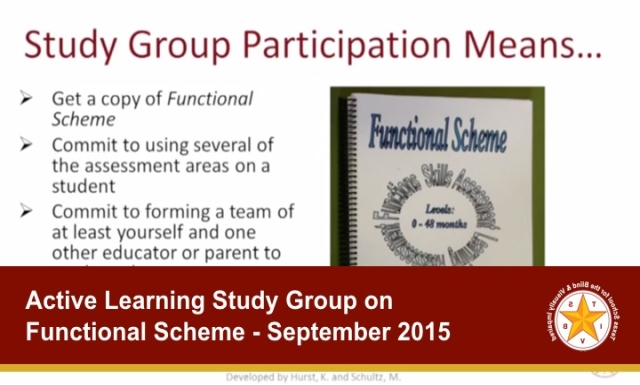 Active Learning Study Group - September 2015