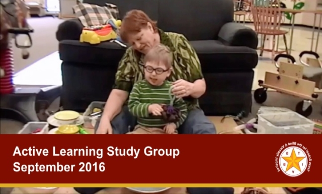 Active Learning Study Group - September 2016