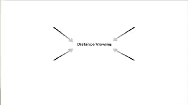 Phase 2 Distance Viewing - CVI Intervention