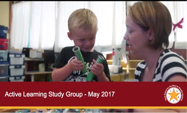 Active Learning Study Group - May 2017