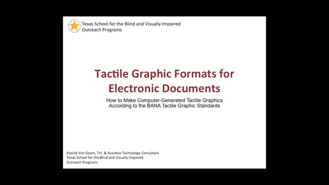 3 of 7, Braille Formats: Principles of Print-to-Braille Transcription, 2011